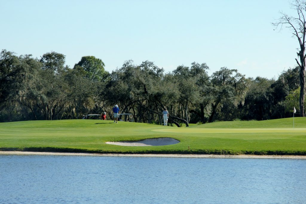 Golf Highlands County Florida